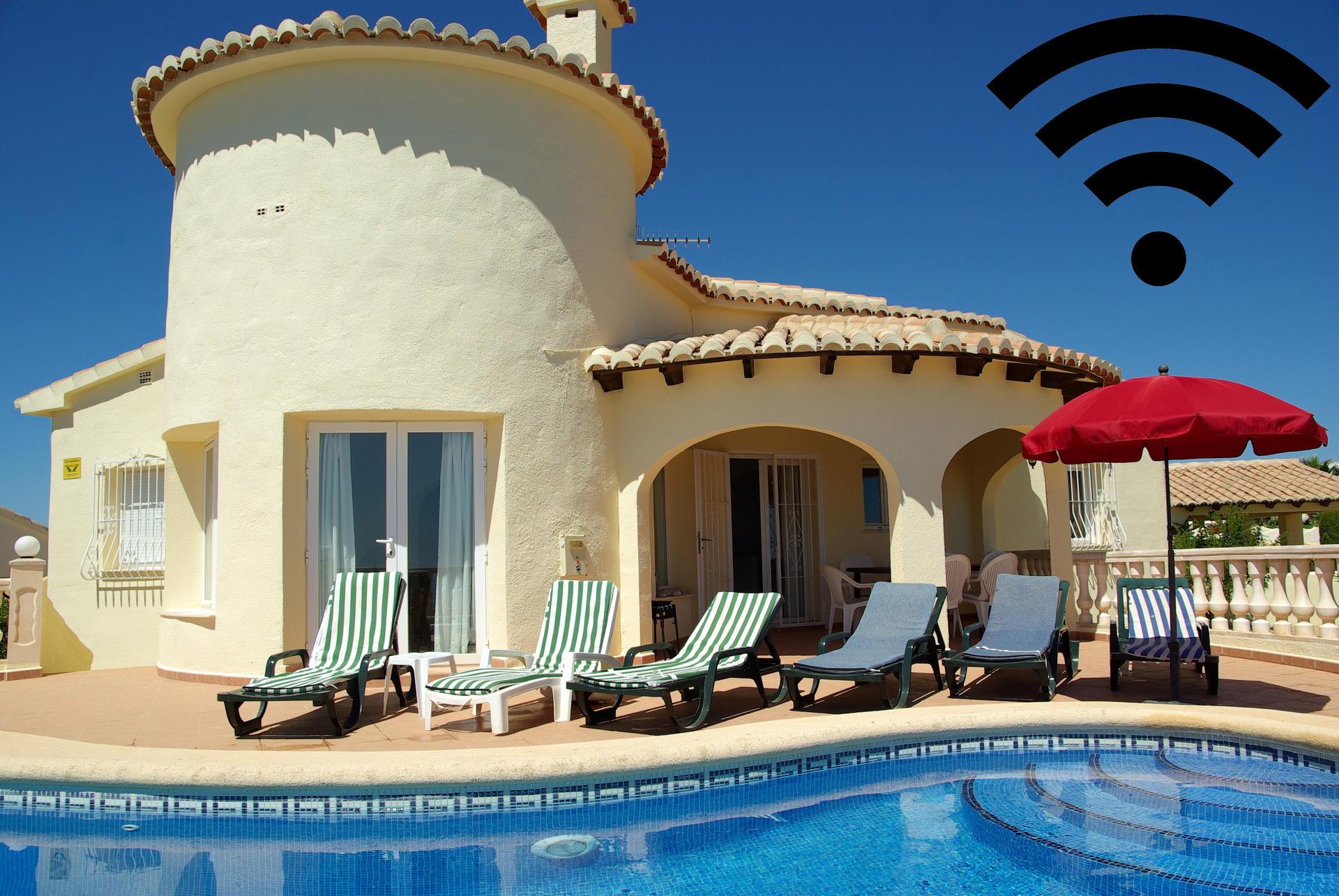 Villa -                                       Benitachell -                                       3 dormitorios -                                       6 ocupantes